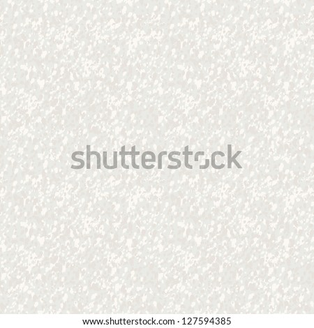Abstract white texture, seamless. Vector splatter paint. Brush abstract seamless background.  Fluid ink wallpaper. - stock vector