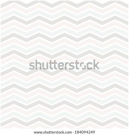 abstract zig-zag background - stock vector