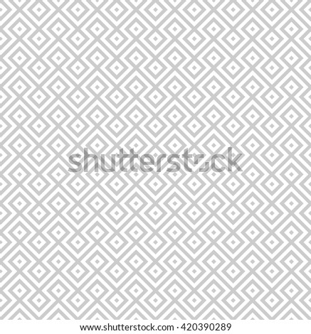 abstract zigzag and rhombus pattern background.geometric grey and white.native pattern.ornament vector - stock vector