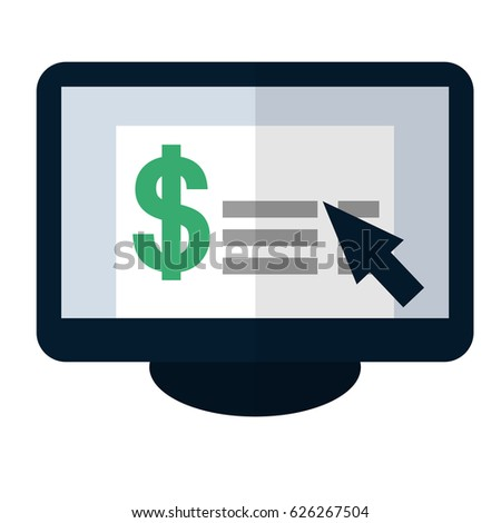 Accounting Software Flat Icon