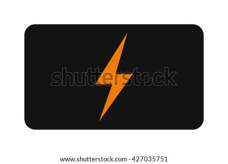Accumulator battery energy power and electricity accumulator battery. Accumulator battery alkaline generation energy. Battery accumulator electrical supply power isolated vector. - stock vector