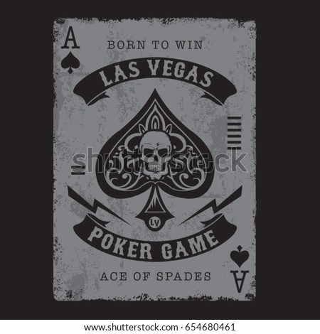 Ace of spades poker how to beat indian casino slot machines
