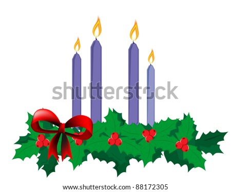 Advent Wreath Stock Photos, Royalty-Free Images & Vectors ...