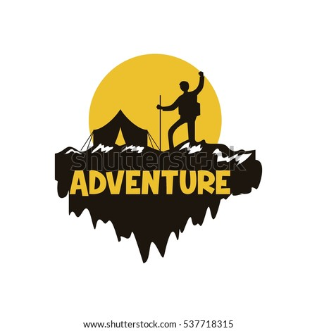 Adventure Logo Stock Images Royalty Free Images Amp Vectors