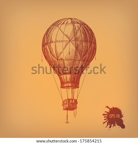 Aeronautics - stock vector