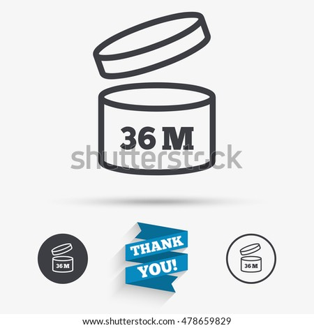 White Plastic Bucket Yellow Lid Ice Stock Vector 342651767 - Shutterstock