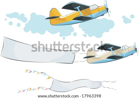 Air Message - stock vector