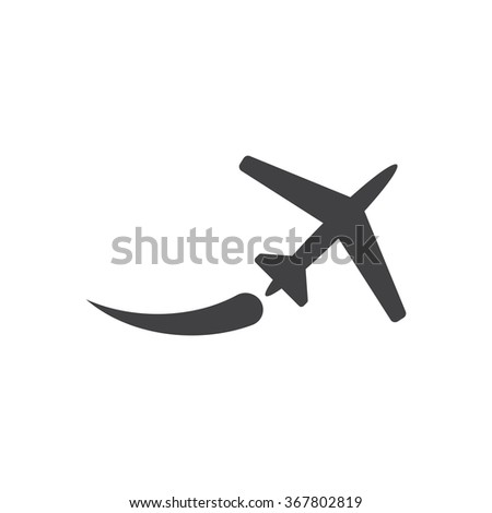 airplane Icon JPG, airplane Icon Graphic, airplane Icon Picture, airplane Icon EPS, airplane Icon AI, airplane Icon JPEG, airplane Icon Art, airplane Icon, airplane Icon Vector - stock vector