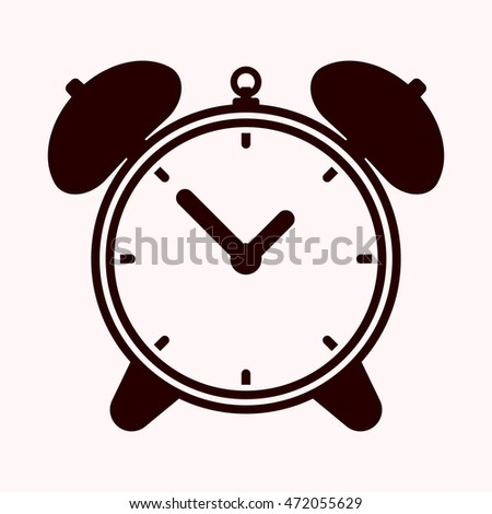 Ringing Alarm Clock Cartoon Stock Vector 77458234 ...