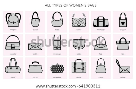 Original Hobo Bag Stock Images Royalty-Free Images U0026 Vectors | Shutterstock