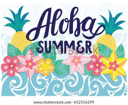 aloha stock images royalty free images vectors shutterstock. Black Bedroom Furniture Sets. Home Design Ideas