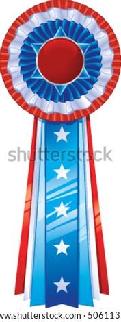 American Insignia - stock vector