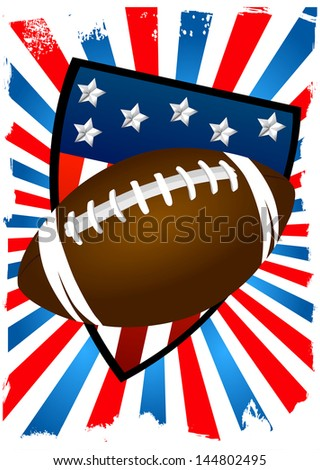 American Shield football