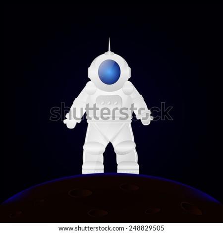 astronaut dark of the moon - photo #40