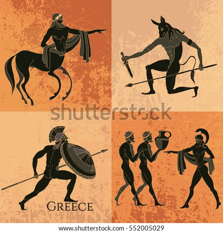 the description of a hero in the ancient greek mythology Find out more about the history of greek mythology, including videos, interesting articles, pictures, historical features and more get all the facts on historycom.