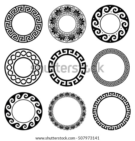 Greek Pattern Stock Images Royalty Free Images Amp Vectors