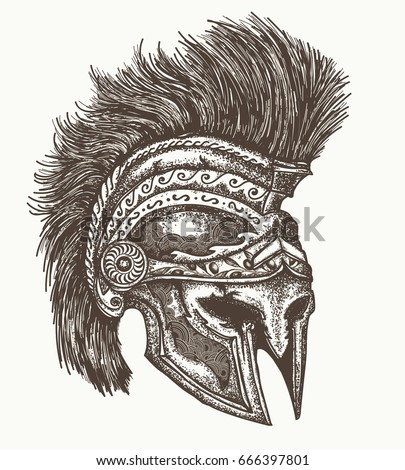 greek helmet stock images royaltyfree images amp vectors