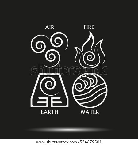 Four Elements Stock Images, Royalty-Free Images & Vectors ...