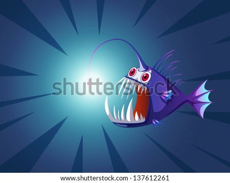 angler fish stock images, royalty-free images & vectors | shutterstock, Reel Combo