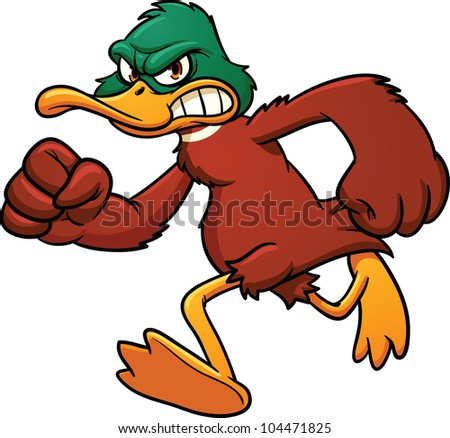 Duck Cartoon Stock Images, Royalty-Free Images & Vectors ...