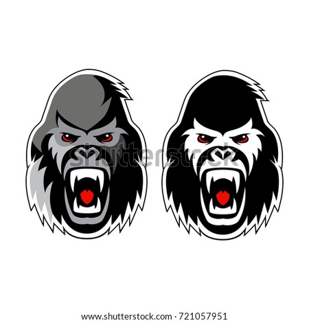 Angry Chimp Stock Images, Royalty-Free Images & Vectors ...