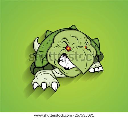 angry turtle logo - photo #24