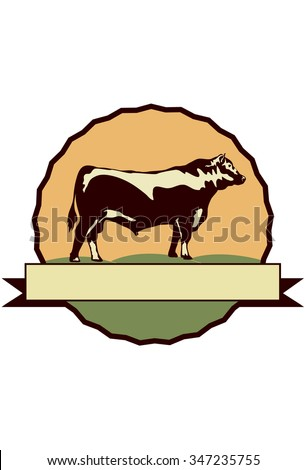 Does not Angus bull clip art ready