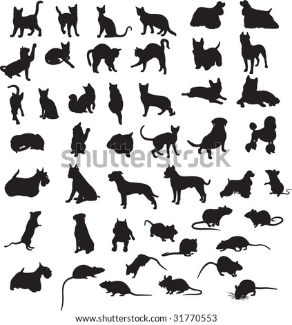 animals vectors vol_3