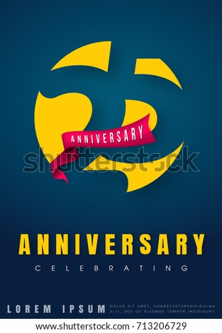 Year Anniversary Stock Images Royalty Free Images Vectors