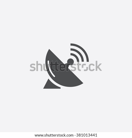 antenna Icon Vector. antenna Icon Art. antenna Icon object. antenna Icon Image. antenna Icon logo. antenna Icon Sign. antenna Icon Flat. antenna Icon design. antenna app. antenna simple. antenna icon - stock vector