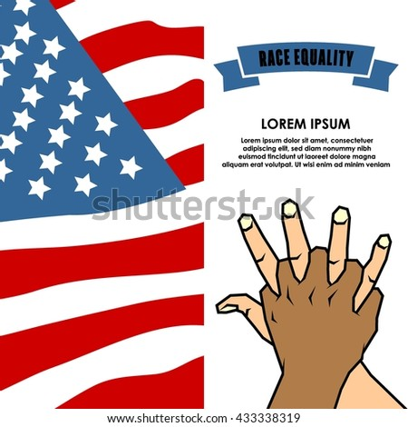 Anti Slavery campaign. Freedom day.  - stock vector