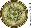 Arabic Classical Ornament, editable vector illustration - stock vector