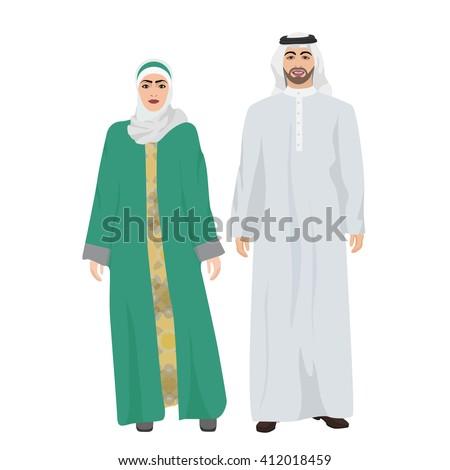 arabic dress stock images royaltyfree images amp vectors