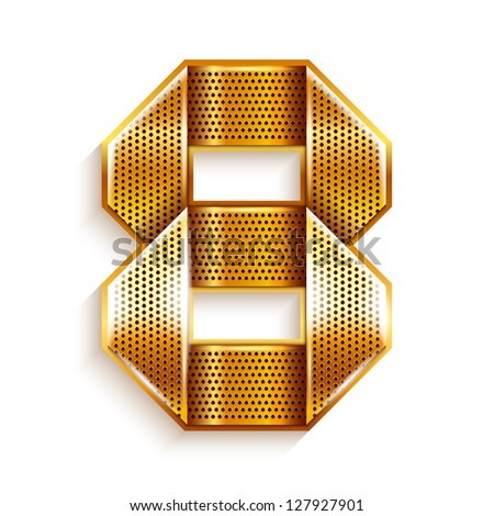 Arabic Numerals Stock Images Royalty Free Images