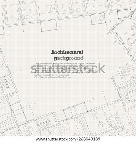 Building Plans Stock Images Royalty Free Images Vectors