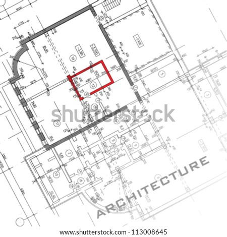 Architectural background architectural plan construction for Plan construction