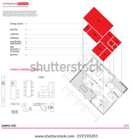 architectural drawings plans background 3 d diagram stock photo rh shutterstock com architectural drawings and diagrams prezi architectural drawings and diagrams public domain