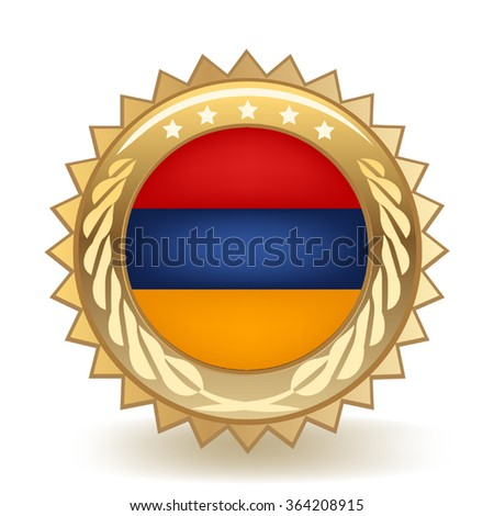 Armenia Badge