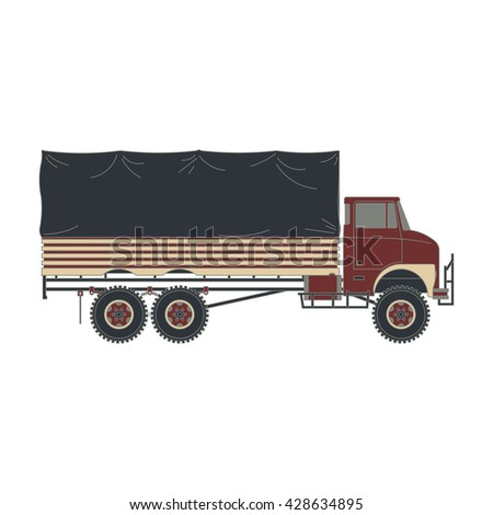 Overloaded Truck Stock Images Royalty Free Images