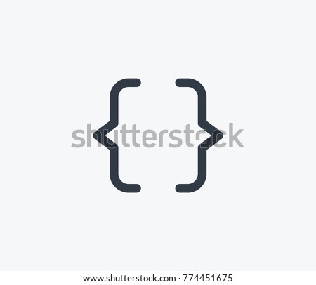 Algorithm icon stock images royalty free images vectors for Modern cleaning concept