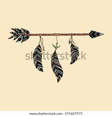 Indian Arrowhead Stock Vectors & Vector Clip Art | Shutterstock
