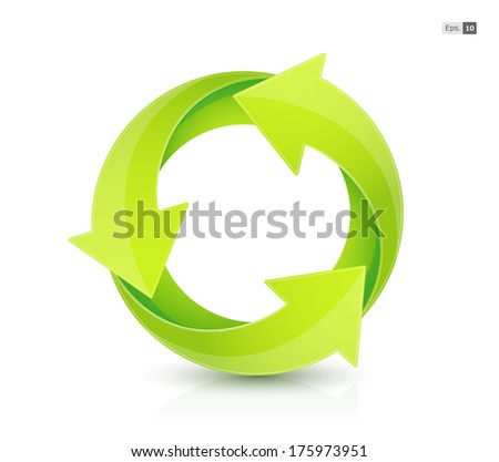 Arrow Recycle Icon