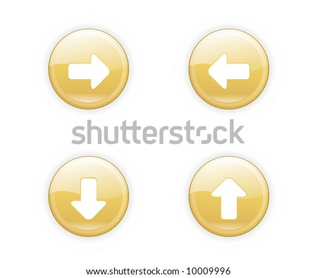 arrow sign icon vector illustration