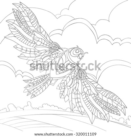 Art And Color Therapy Anti Stress An Antistress Coloring Book Wise Owl And Flora Coloring
