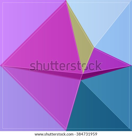 art background colorful vector abstract color shape