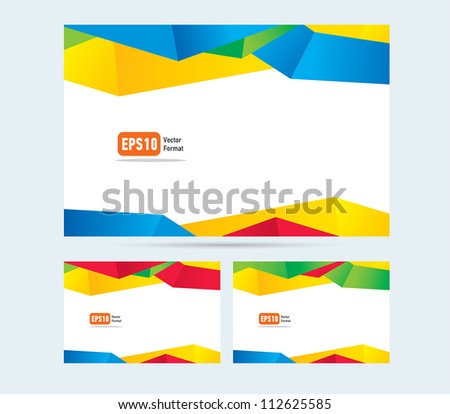 art lines abstract vector background - stock vector
