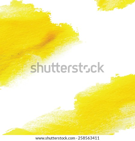 Art vector watercolor abstract background for design