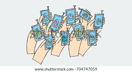 Sns Stock Images Royalty Free Images Amp Vectors Shutterstock