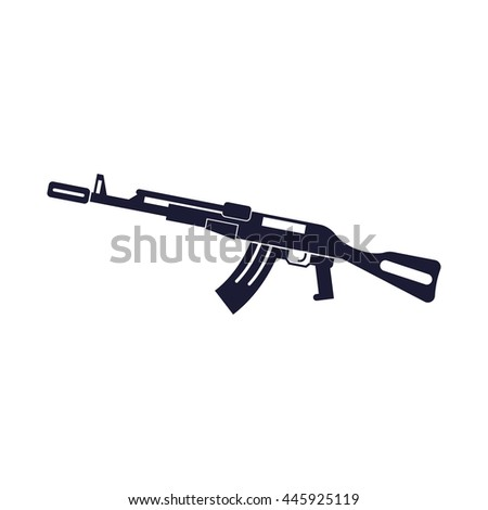 Excellent vector assault rifle photos