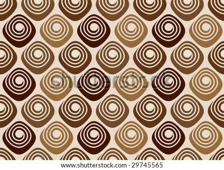 Assorted chocolate pralines - seamless wrapper pattern